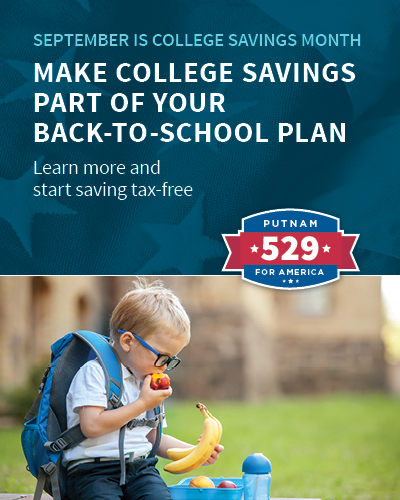 Planning for education is smart. Saving on taxes with a 529 plan is even smarter.