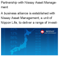 1998 - Putnam partners with Nissay Asset management