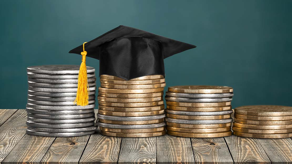 Student loan debt can be issue at any age