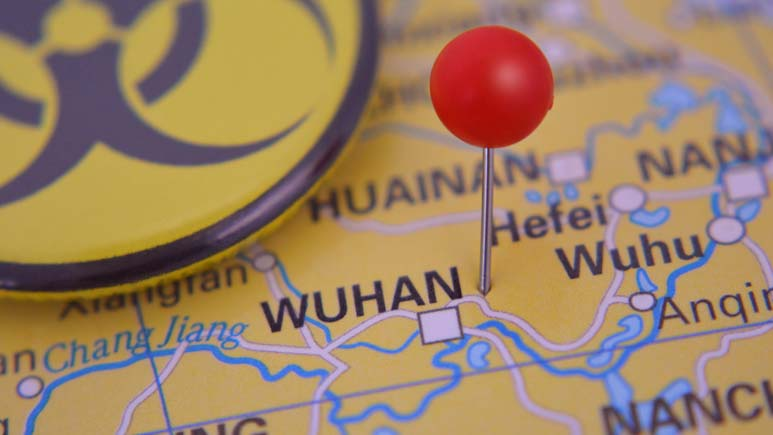 Mapping the virus toll on China