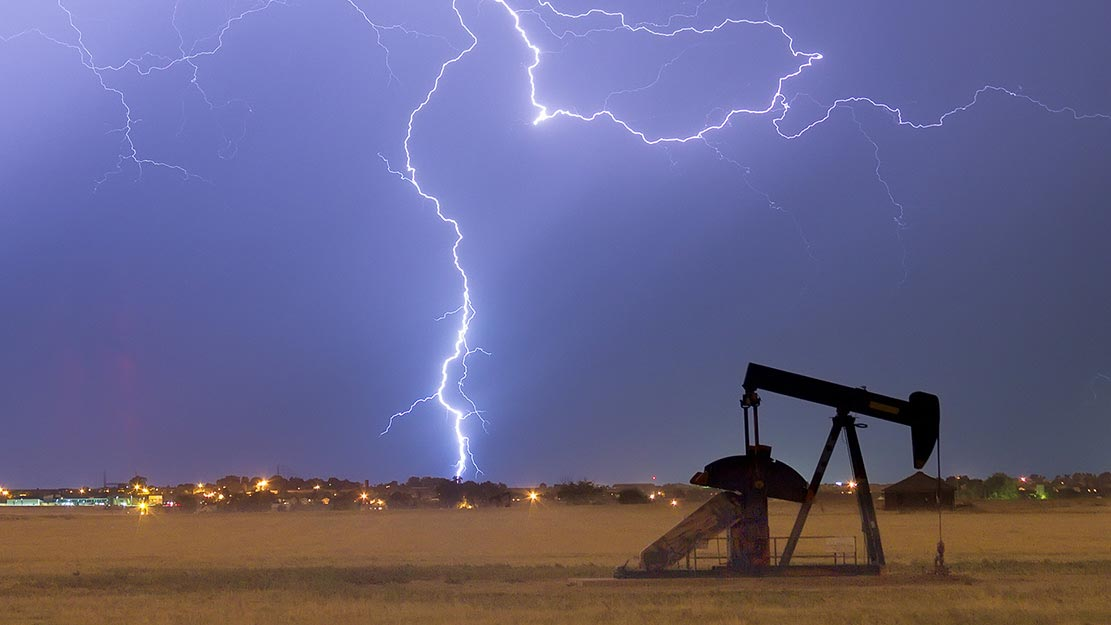 Oil's wild ride and what lies ahead