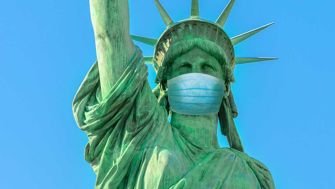 Pandemic persists in policy patchwork