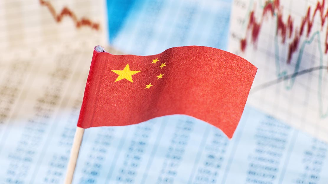 China leads, other emerging markets lag