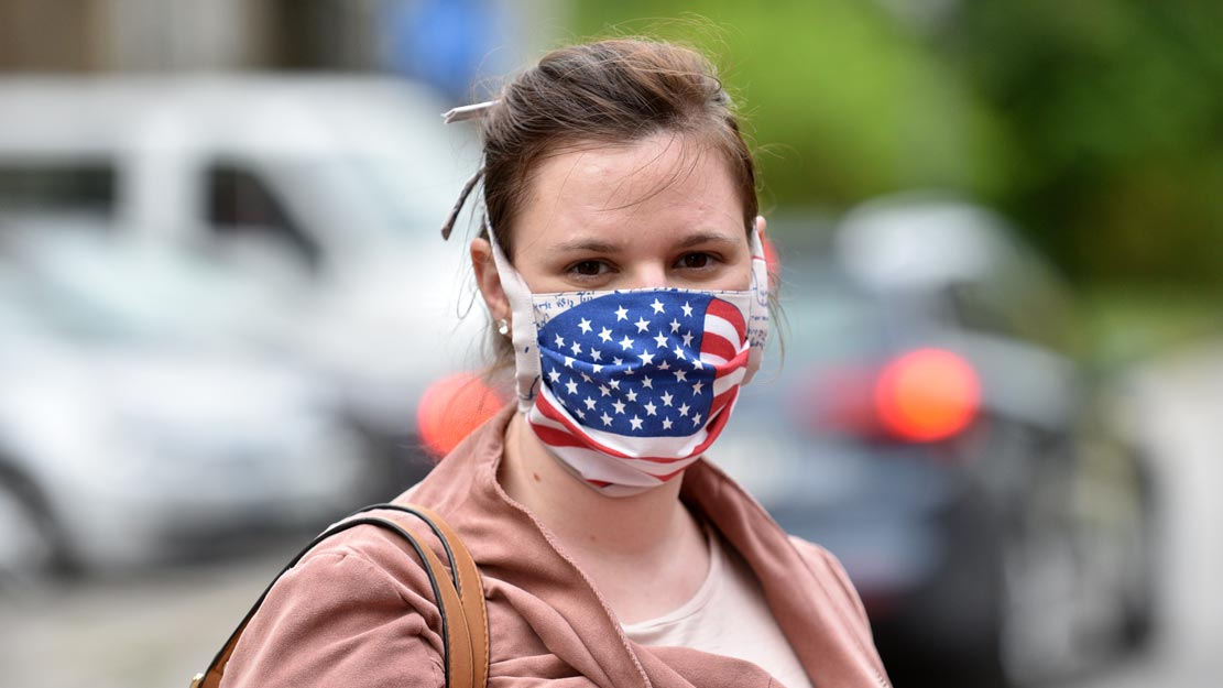 U.S. politics amid virus surge