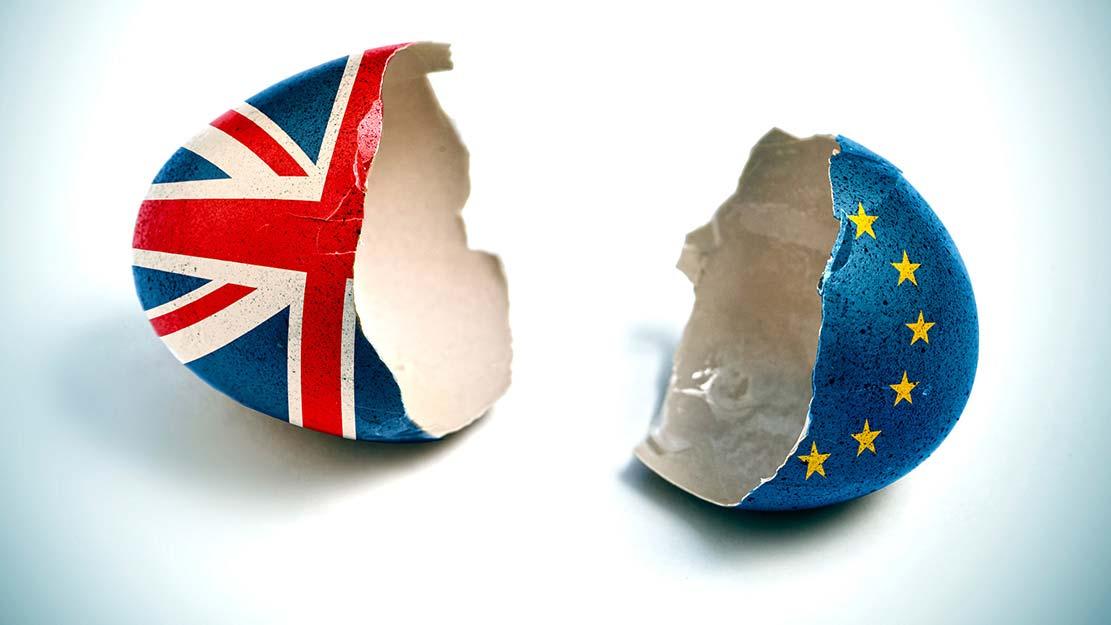 U.K. starts new chapter after EU split