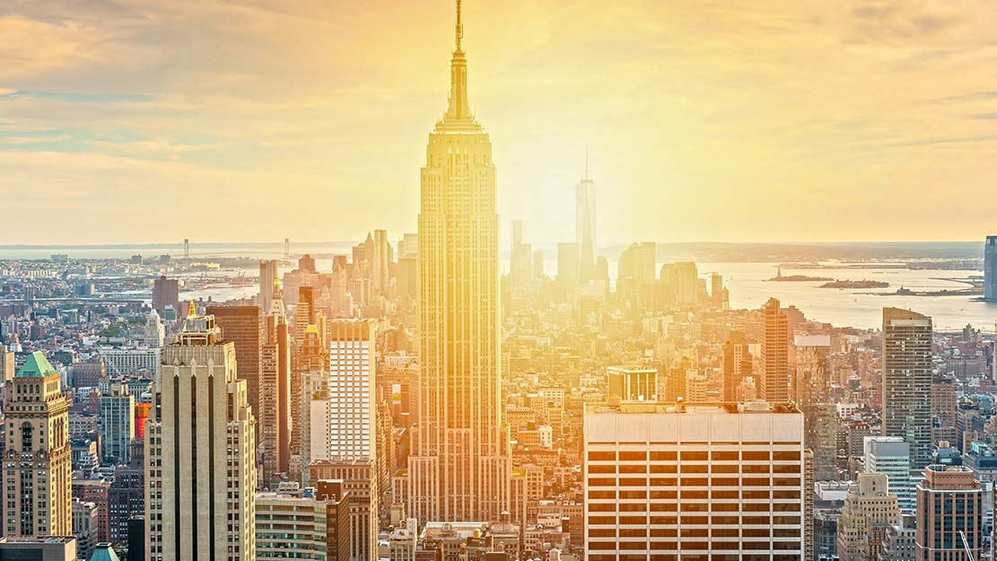 New York confident about recovery