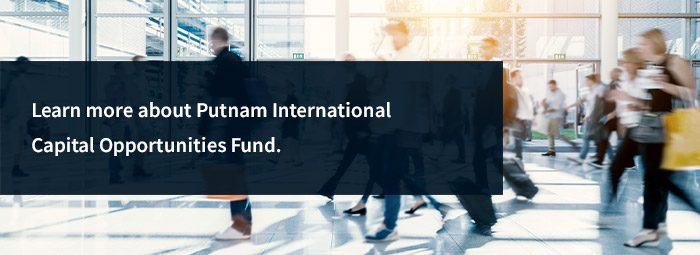 link to Putnam International Capital Opportunities Fund