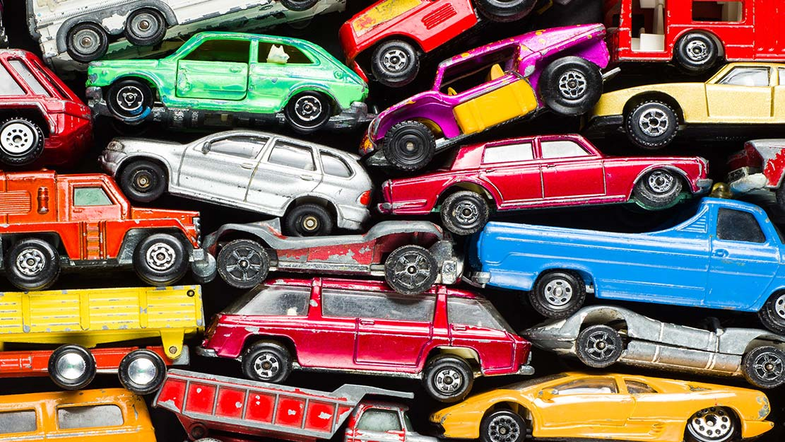 Toys, cars, and the U.S. recovery