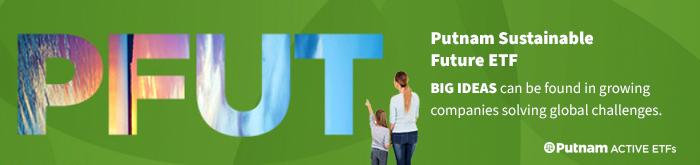 Explore Putnam Sustainable Future ETF (PFUT)