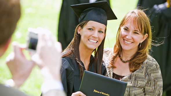 Planning considerations for college-bound high school students and their parents