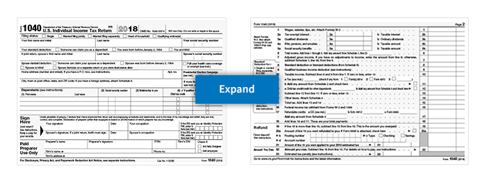 Form 1040 gets an overhaul under tax reform – Putnam Wealth