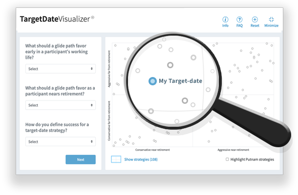 TargetDateVisualizer - Differentiate target-date funds through a new lens